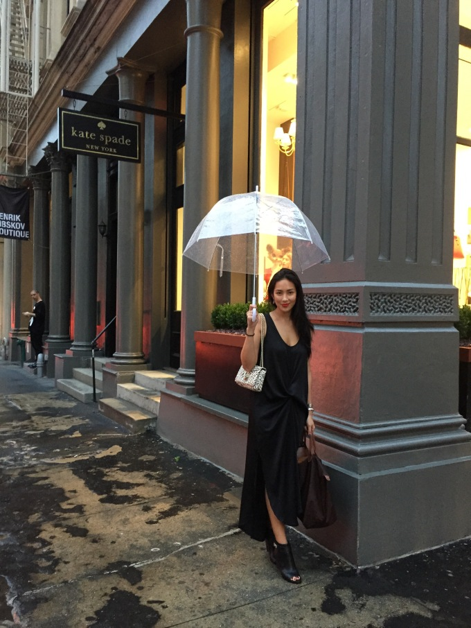 mikaela lagdameo martinez ootd blog NYFW