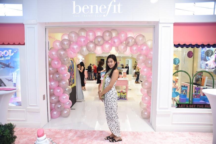 Mikaela Lagdameo Martinez Blog launch benefit