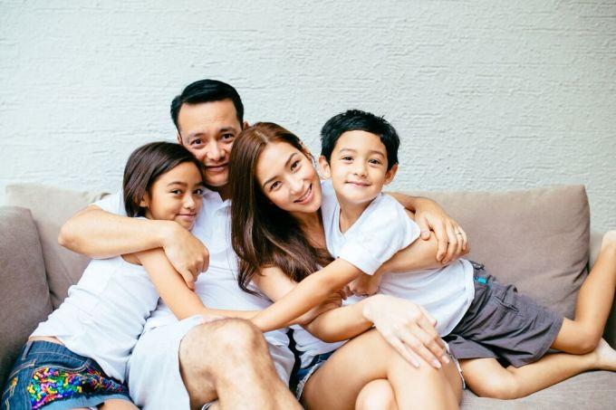 Mikaela Lagdameo Martinez Family Fun