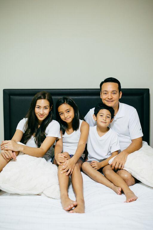Mikaela Lagdameo Martinez Family Photos Peg