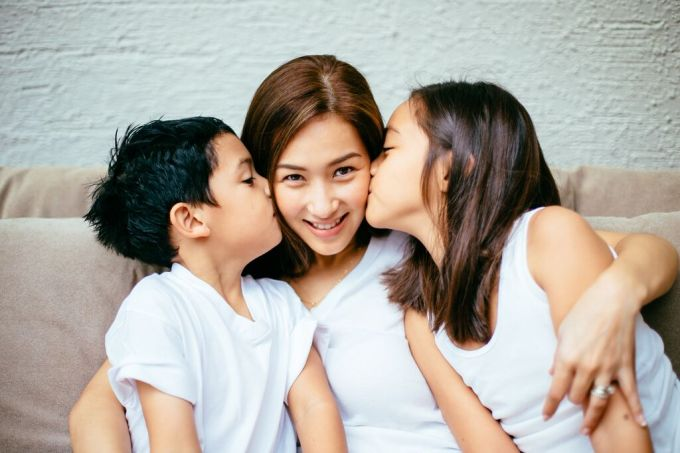Mikaela Lagdameo Martinez Family